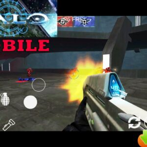 HALO Evolved For Android Gameplay Mode Story and Online DIRECT APK LINKS 2021