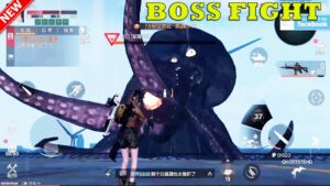 PROJECT ATLAS GAMEPLAY ANDROID BOSS FIGHT 2021