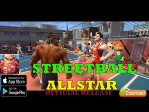 Streetball Allstar GAMEPLAY ANDROID NEW GAME OFFICIAL RELEASE 2021