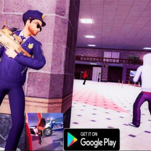 Virtual Police Officer Detective Story Crime City New TPS Android Gameplay