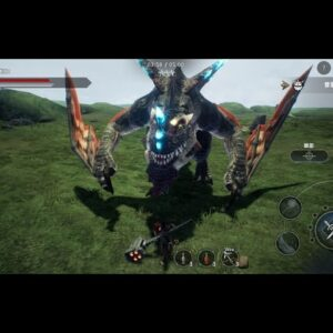 WILD BORN OFFICIAL RELEASE GAMEPLAY ANDROID MONSTER HUNTER LIKE 2021