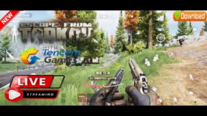 DARK AREA BREAKAOUT ESCAPE TARKOV MOBILE RUSH TO LEVEL 12 NEW MAP HDR 60 FPS STREAM DAY 5