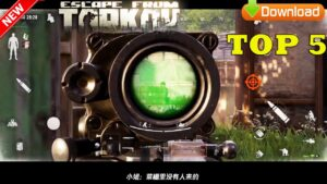 TOP 5 BEST NEW FPS TPS GAME LIKE ESCAPE FROM TARKOV IN MOBILE ANDROID IOS HIGH GRAPHICS 2021