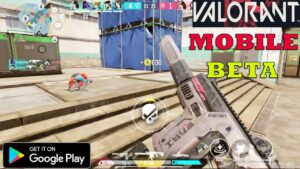 VALORANT MOBILE  (PROJECT M) GAMEPLAY ANDROID  ELIXIR BETA TEST FIRST LOOK 2021
