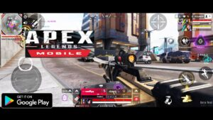 Apex Legends Mobile Gameplay Android ULTRA HD GRAPHICS FPP 60FPS 2021