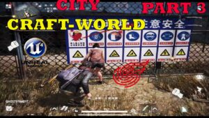 CITY by NETEASE GAMEPLAY IOS PART 3 CRAFT- FIGHT-EXPLORATION POWERRED BY UNREAL ENGINE 4 2021