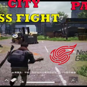 CITY by NETEASE GAMEPLAY IOS PART 4 BOSS FIGHT POWERRED BY UNREAL ENGINE 4 2021