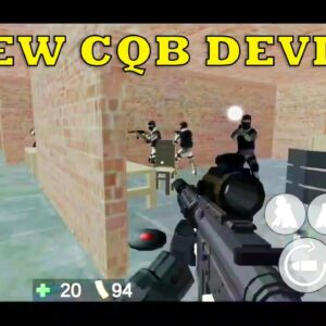 NEW CQB GAME PROJECT DEVLOG BY Will_Dev ANDROID GAMEPLAY ALPHA 2 2021