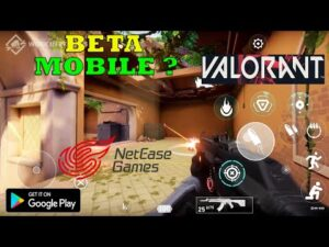 VALORANT MOBILE LIKE (PROJECT M) GAMEPLAY ANDROID  BETA TEST FIRST LOOK 2021