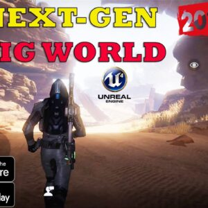 PROJECT ARRIVAL NEW TPS NEXT GEN  GAMEPLAY ANDROID IOS - BETA 2021
