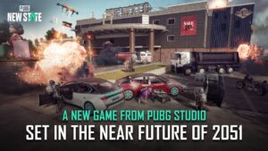 PUBG: NEW STATE (ALPHA) GAMEPLAY MAX SETTING LIVE