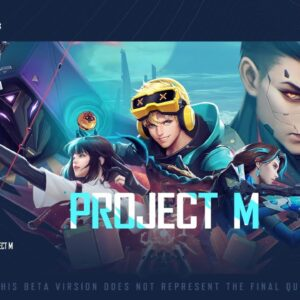 Project M NEW BIG UPDATE GAMEPLAY ANDROID HDR MAX SETTING LIVE STREAM 3