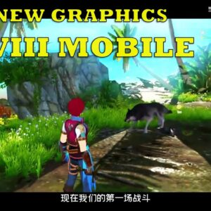 Ys VIII Mobile FIRST LOOK GAMEPLAY ANDROID ADVENTURE OPEN WORLD  GAME HIGH GRAPHICS 2021