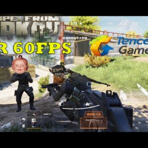 Dark Area Breakout NEW FPS ESCAPE FROM TARKOV ? GAMEPLAY ANDROID HDR 60FPS ROG PHONE 5 SQUAD 2021