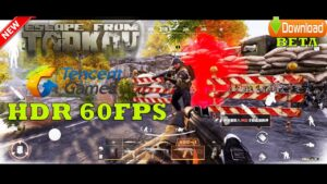Dark Area Breakout NEW FPS ESCAPE FROM TARKOV ? GAMEPLAY ANDROID HDR  60fps ROGPHONE 5 SQUADE 2021