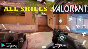 VALORANT MOBILE LIKE (PROJECT M) GAMEPLAY ANDROID All Hero Skills ABILITY  BETA TEST FIRST LOOK 2021
