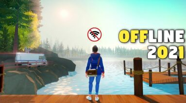 Top 10 OFFLINE GAMES for Android & iOS 2021 | Top 10 Offline Games for Android #9