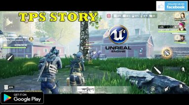 AfterBreach Mystery NEW STORY TPS GAMEPLAY ANDROID PART 2 BIG BOSS FIGHT UNREAL ENGINE 4 2021