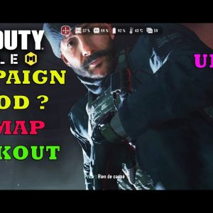 CALL OF DUTY MOBILE CAMPAIGN MODE + BLACKOUT GAMEPLAY  NEW MAP BR ANDROID IOS ULTRA  SEASON 8 2021