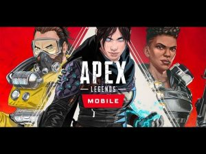APEX LEGENDS MOBILE GAMEPLAY ANDROID HDR LIVE STREAM LEVEL UP