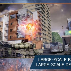 BATTLEFIELD MOBILE GAMEPLAY ANDROID LIVE STREAM LEVEL UP