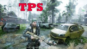 Deathly Stillness TPS Post Apocalyptic Gameplay ULTRA SETTING FREE 2021