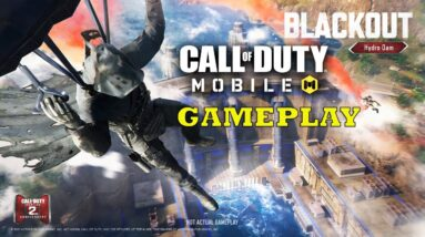 CALL OF DUTY MOBILE BLACKOUT GAMEPLAY NEW MAP BR LEAKS HD  ANDROID IOS  SEASON 8 2021