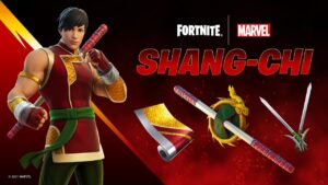 New SHANG-CHI Pack! Winning in Solos! (Fortnite)
