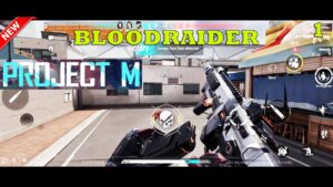 PROJECT M BLOODRAIDER GAMEPLAY ANDROID  ULTRA SETTING 2021