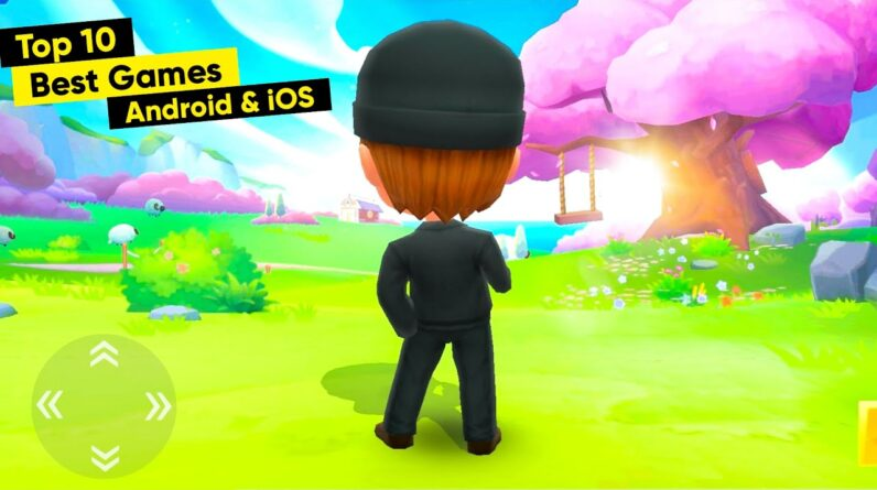 10 Best Games for Android & iOS September 2021 | Offline/Online | High Graphics | New Android Games