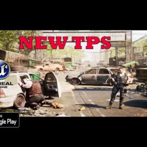 SIX A Raider Mission NEW TPS GAME ANDROID GAMEPLAY UNREAL ENGINE 4 ULTRA SETTING 2021