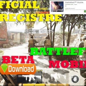 Battlefield  Mobile FIRST LOOK GAMEPLAY ANDROID IOS LEAKS  - TUTORIAL GET BETA EARLY ACCESS 2021