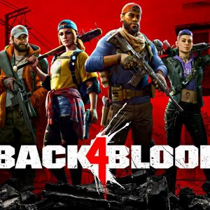 Playing Back 4 Blood Available Now on Xbox Game Pass w/ My Girlfriend and Exoph!