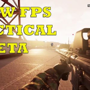 Black One Blood Brothers NEW Tactical FPS GAMEPLAY ALPHA