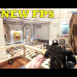 NEW FPS  COMBAT MASTER ONLINE FPS GAMEPLAY ANDROID ULTRA MODERN WARFARE LIKE  2021