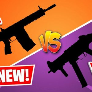 New AR and SMG UPDATE in Fortnite! (Season 8)