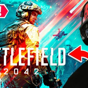 NEW *BATTLEFIELD 2042* LIVE GAMEPLAY w/ MY BROTHER!!
