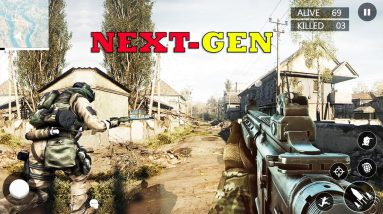 TOP 33 BEST NEW FPS TPS ACTION GAMES ANDROID IOS WITH ULTRA HIGH GRAPHICS PLAY OCTOBER  2021
