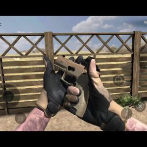 COMBAT MASTER ONLINE FPS VS CALL OF DUTY MOBILE COMPARISON GAMEPLAY - ULTRA SETTING - ALL WEAPONS