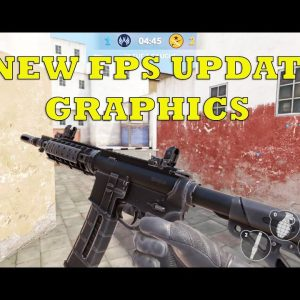 CRTICAL STRIKE FPS CSGO LIKE GAMEPLAY ANDROID NEW UPDATE GRAPHICS IMPROVE 2021